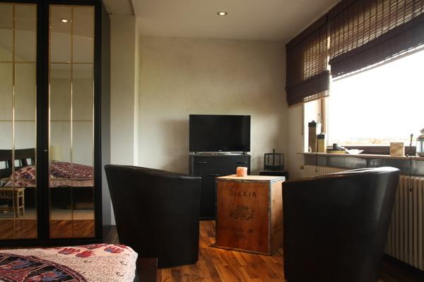 Sitzbereich mit smartTV